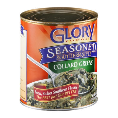 Glory Foods Collard Greens Seasoned