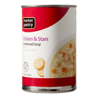 market pantry Market Pantry Chicken and Stars Condensed Soup 10.5-oz.