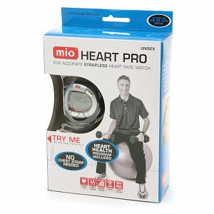 Mio Heart Pro Heart Rate Watch