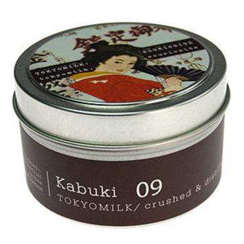 Tokyo Milk Crushed Distilled Tin Candle No. 09 Kabuki