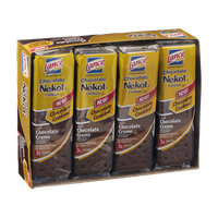 Lance Chocolate Nekot Cookies Chocolate Creme Packs - 8 CT