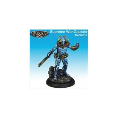 Dark Age Games 7005 Kukulkani War Captain 1 Miniature Games