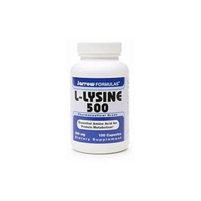Jarrow Formulas - L-Lysine 500 mg. - 100 Capsules