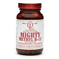 Olympian Labs Mighty Methyl B-12 - 60 Sublingual Tablets
