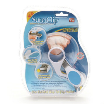 Sure Clip World's Most Advanced Nail Clipper