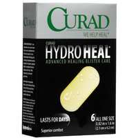 Curad Blister Heal Treatments, 6 ct