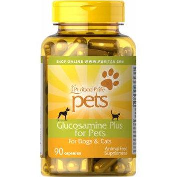 Puritan's Pride Glucosamine Plus for Pets-90 Capsules