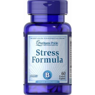 Puritan's Pride Stress Formula-60 Caplets