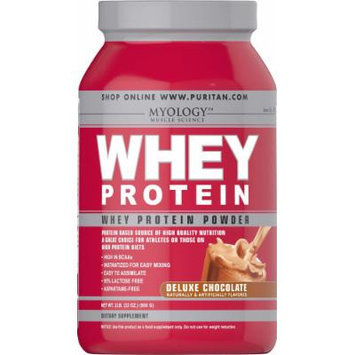 Myology Whey Protein Deluxe Chocolate-2 lbs Powder