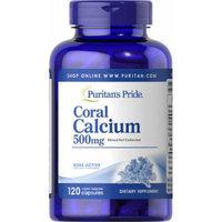 Puritan's Pride Coral Calcium Complex-120 Capsules