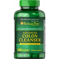 Puritan's Pride Advanced Colon Cleanser-240 Capsules