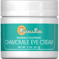 Puritan's Pride Chamomile Soothing Eye Cream-2 oz Cream