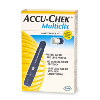 Accu-Chek Multiclix Lancet Device Kit