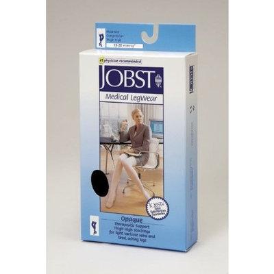 Jobst Opaque Thigh High 15-20 mmHg Moderate Support Hose Honey X-Large - 115692