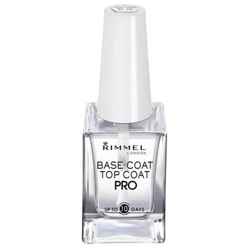 Rimmel Lasting Finish Nail Enamel Base & Top Coat PRO