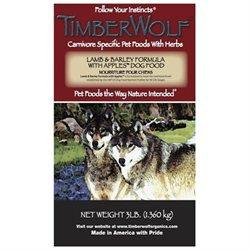 TimberWolf Nutrient Dense Lamb Barley & Apples Formula Dog Food (4-lb bag)