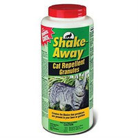 Shake-away Shake Away 5006458 Cat Repellent Granules, 5-Pounds