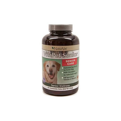 NaturVet VitaPet Senior Dog Vitamin 365 ct