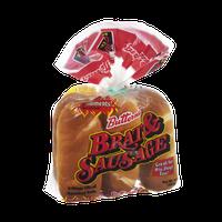 Butternut Brat & Sausage Rolls - 6 CT