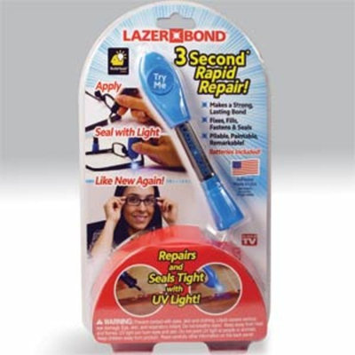 TELEBRANDS, CORP. Lazer Bond-As Seen On TV - 3 Second Rapid Repair !