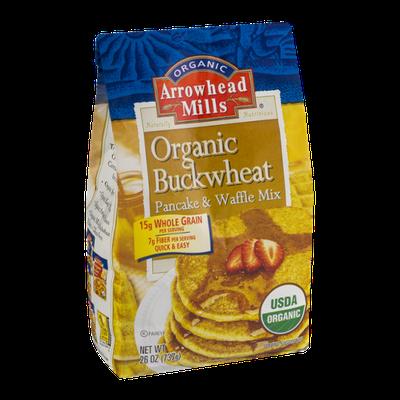 Arrowhead Mills Organic Buckwheat Pancake & Waffle Mix