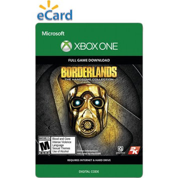 Incomm Xbox One Borderlands: The Handsome Collection Full Game - $59.99 (email delivery)