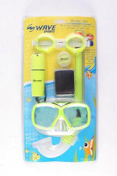Sanmerna Sales Limited SANMERNA SALES LIMITED Junior Snorkel Mask with Capsule - SANMERNA SALES LIMITED