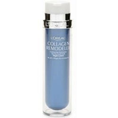 L'Oréal Paris Dermo-Expertise Collagen Remodeler Contouring Moisturizer for Face and Neck, Night