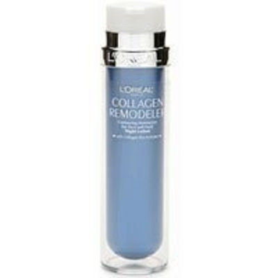 L'Oréal Paris Dermo-Expertise Collagen Remodeler Contouring Moisturizer for Face and Neck, Night