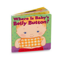 Where Is Baby's Belly Button? (Hardcover)