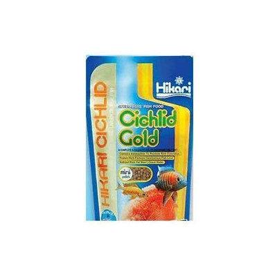 Hikari Sales Hikari Usa Inc. AHK04766 Sinking Cichlid Gold Pellet