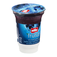 Muller® FrutUp  Lowfat with Yogurt Blueberry Bliss
