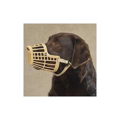Guardian Gear Basket Dog Muzzle XS Black