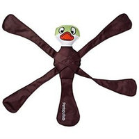 Doggles Pentapulls Eco-Friendly Dog Toys - Duck