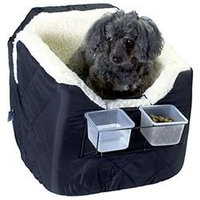 O'donnell Industries Odonnell Industries 80040 Lookout I Medium Pet Car Seat - Grey