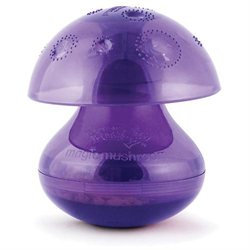Premier Pet Products - Busy Buddy Magic Mushroom- Purple Medium-large - BB MSH ML