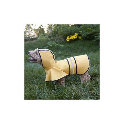 Ethical Fashion-seasonal - Rainy Days Slicker- Yellow Large - 560YLG