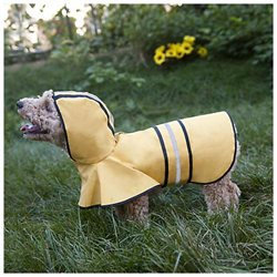 Ethical Fashion-seasonal - Rainy Days Slicker- Yellow Xl - 560YXL