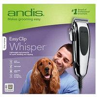 Andis Easy Clip Whisper Pet Clipper Kit
