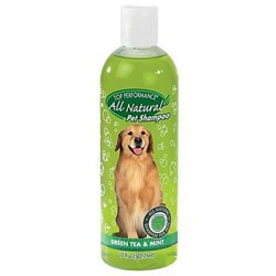 Top Performance Green Tea and Mint Pet Shampoo