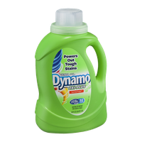 Dynamo Ultra with Oxi-Plus Laundry Detergent Sunrise Fresh - 32 Loads