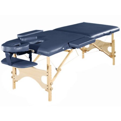 Royal Massage Tranquility Deluxe Portable Folding Massage Table w/5 Bonus Items