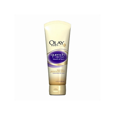 Olay Body Quench Plus Touch of Sun Lotion