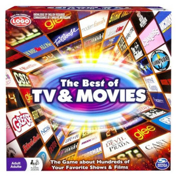 Specialty Board Games Spin Master Games - Best of Movies & TV Board Game