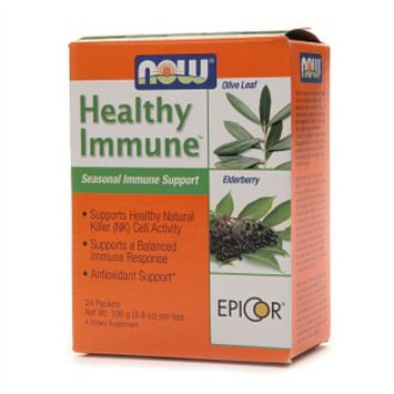 NOW Foods Healthy Immune Seasonal Support