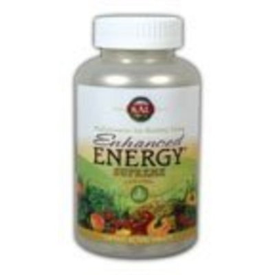 KAL - Enhanced Energy Supreme Iron Free 5 Daily Multivitamins, 150 Fast Acting Tablets