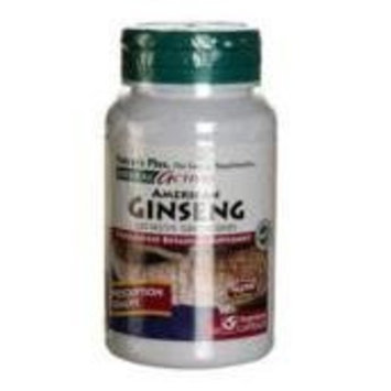 American Ginseng Extract 250mg Nature's Plus 60 Caps