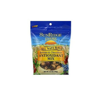 Sunridge Farms Antioxidant Mix, Berries and Chocolate, 6-Ounce