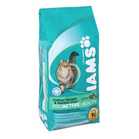 Iams ProActive Health Indoor Weight & Hairball Care 1+ Years Premium Cat Food