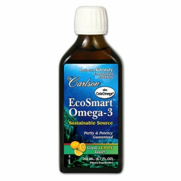 Carlson EcoSmart Omega-3 Liquid
